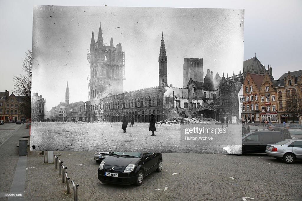 World War One Remembered : News Photo