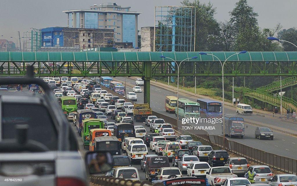 KENYA-TRANSPORT-DAILY-LIFE : News Photo