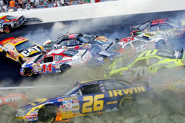 Coca cola 600 photos and images getty images for Johnson motor company of south carolina