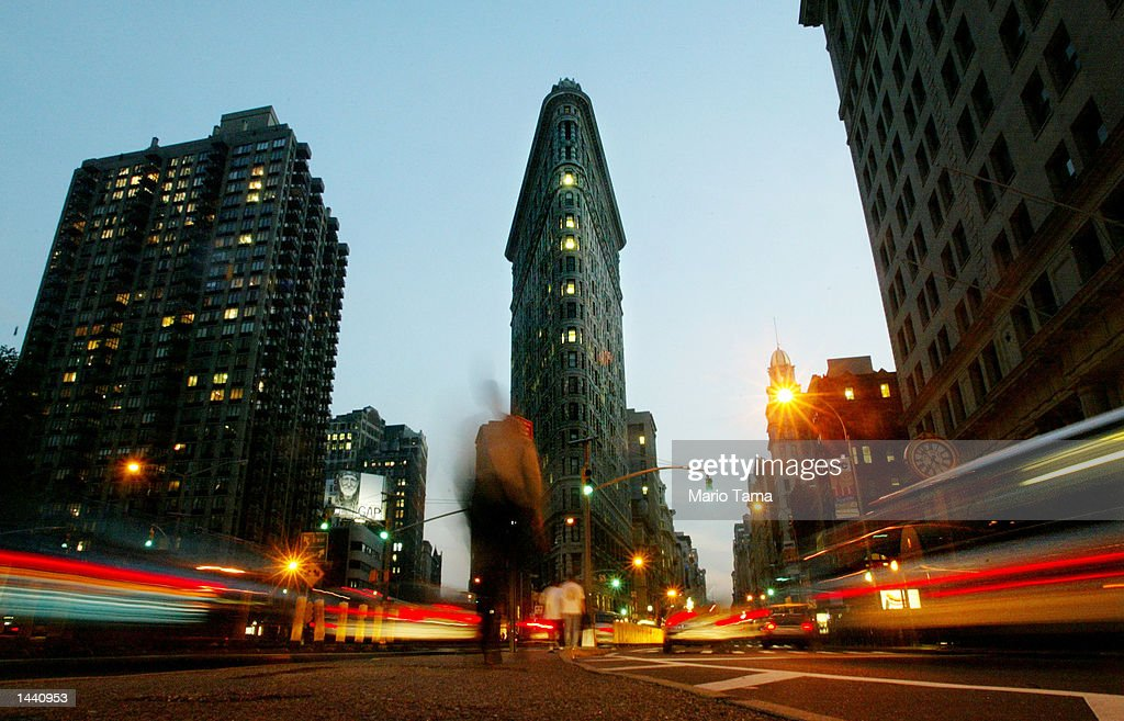Flatiron Building Celebrates Centennial : News Photo
