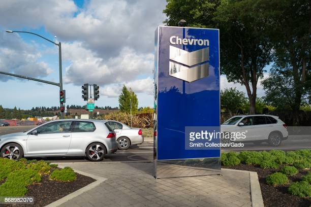 Chevron Corporation Pictures and Photos - Getty Images