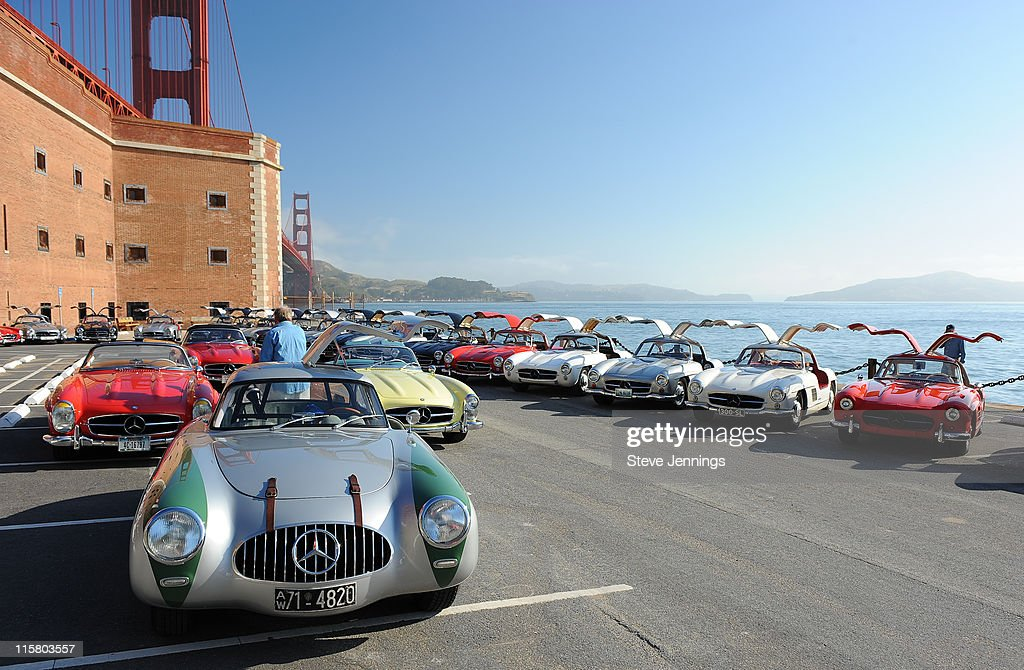 Mercedes-Benz USA & The Gull Wing Group International Celebrate ...