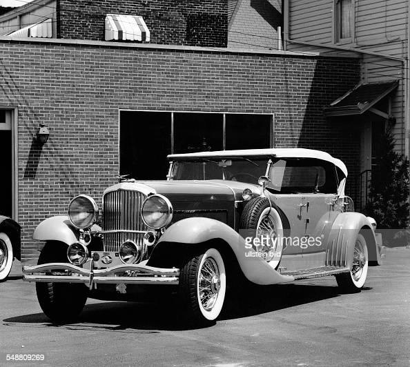 Historical Automobile, Duesenberg