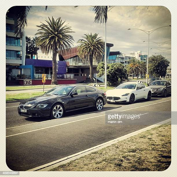 cars - maserati stock pictures, royalty-free photos & images
