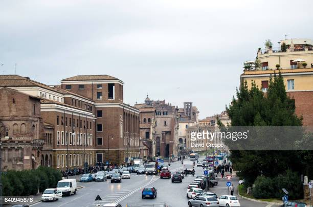cars - eur rome stock pictures, royalty-free photos & images