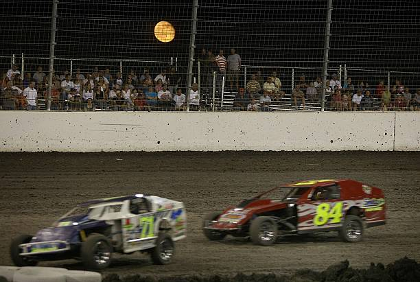 Texas Motor Speedway Dirt Track Events Day 1 Photos and