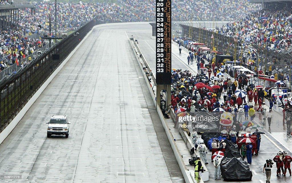 Indianapolis 500 : ニュース写真