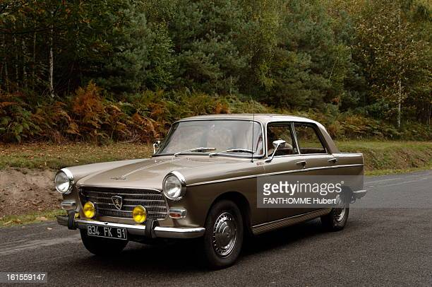 Cars That We Have Been Driving The cars drove our parents and have become much pieces of collection the Peugeot 404