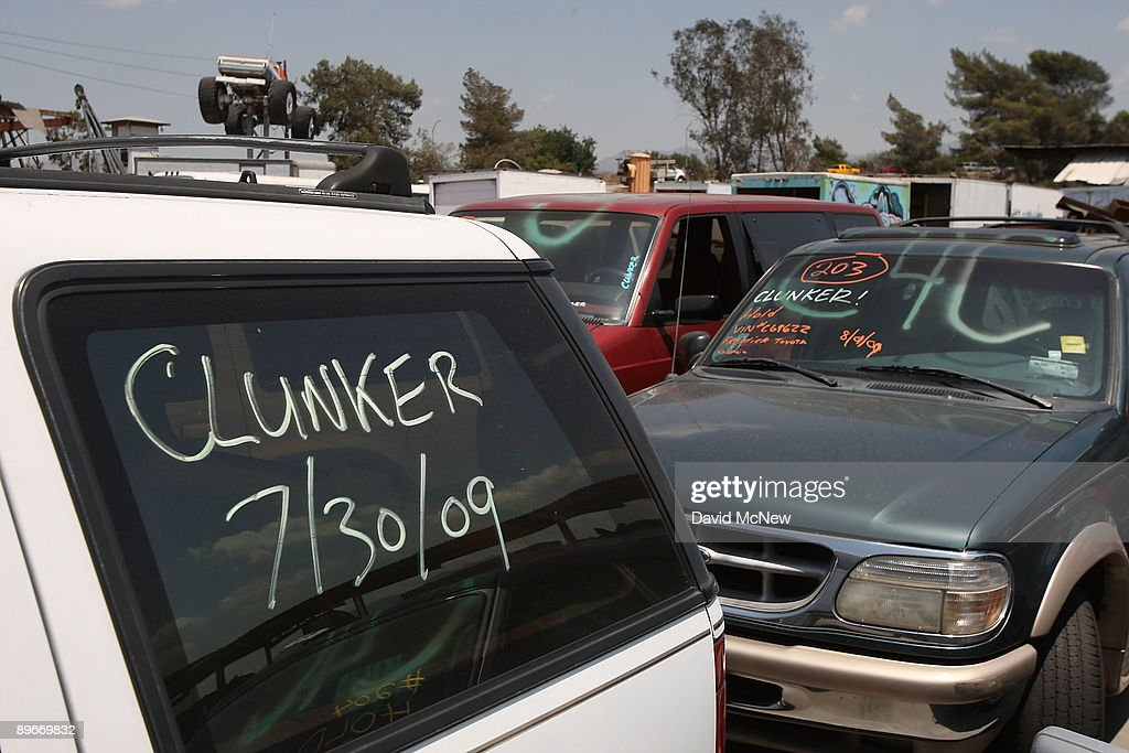 The Senate Passes Bill To Extend Cash For Clunkers Program Photos ...