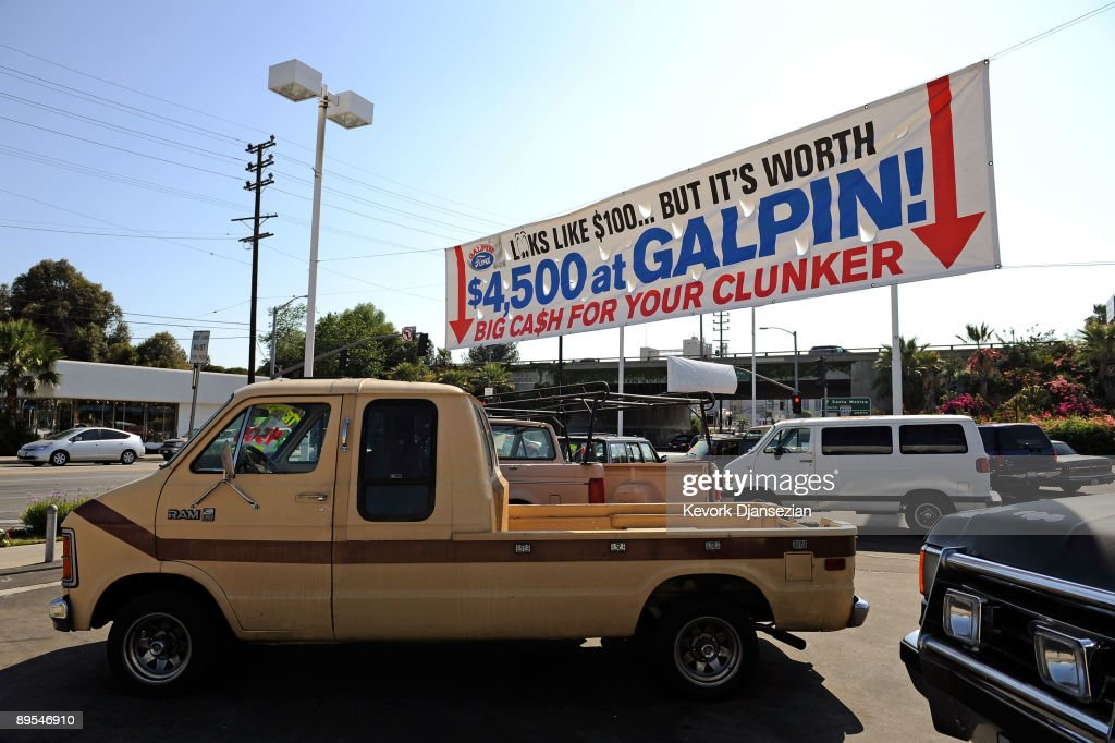 Cash For Clunkers Ca >> Gov T Tries To Extend Funding To Cash For Clunkers Car Program