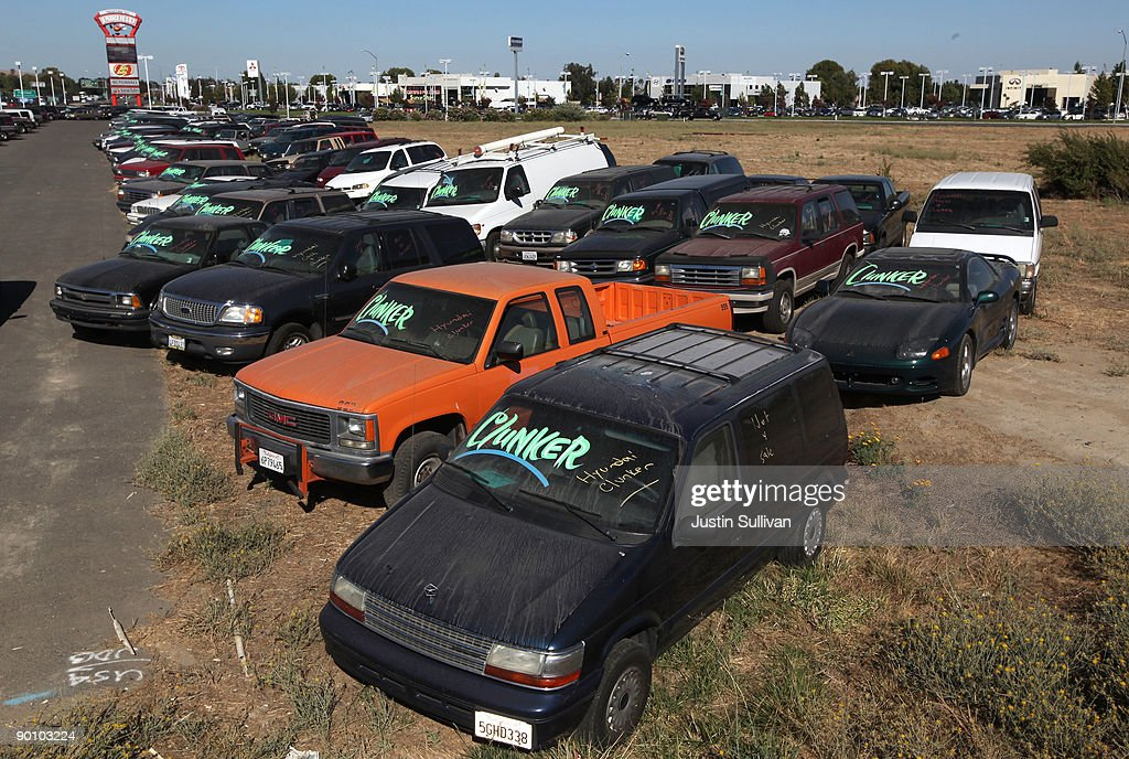 Cash For Clunkers Program Yielded Nearly 700,000 Sales Photos and ...