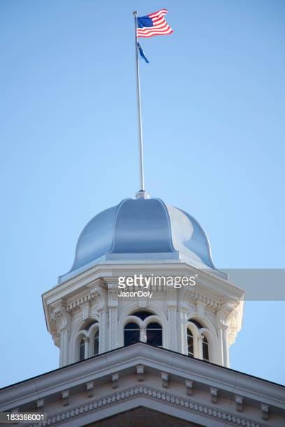 Carson City Capitol Dome