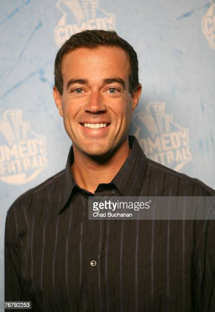 Carson Daly arrives at Comedy Central's 2007 Emmy Party Party September 16, 2007 in Los Angeles.