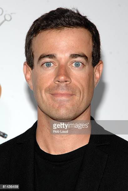 Carson Daly attends Columbia Pictures' screening of You Don't Mess With The Zohan on June 4 2008 at the Ziegfeld Theater in New York City