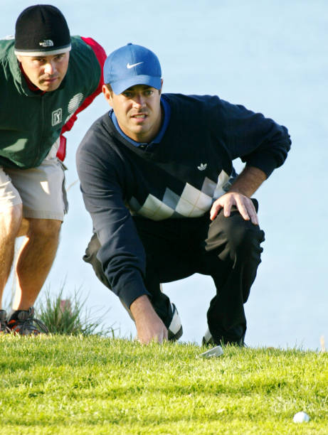 Carson Daly Golf At Pebble Beach
