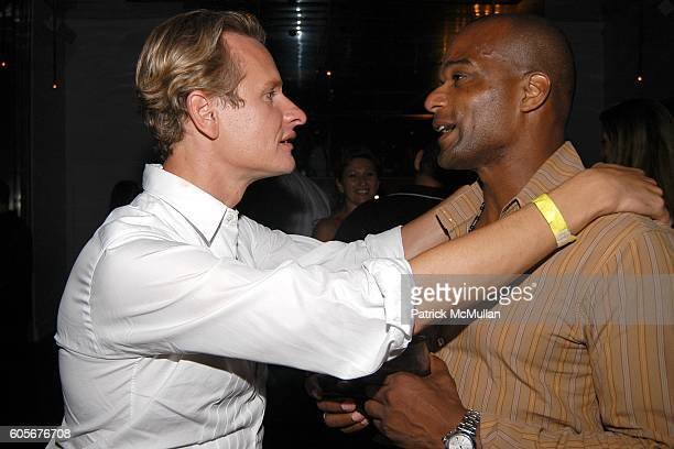 Carson Kressley and Gregory Curtis attend Miss Universe Post Pageant VIP Party hosted by Chuck Nabit Dave Geller Ed St John Greg Barnhill Freddie...