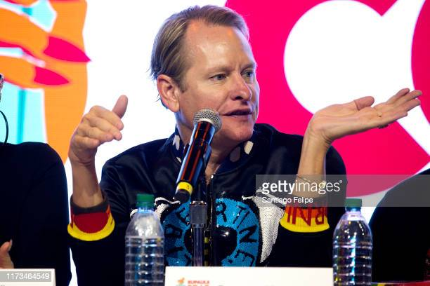Carson Kressley at RuPaul's DragCon 2019 at The Jacob K Javits Convention Center on September 08 2019 in New York City