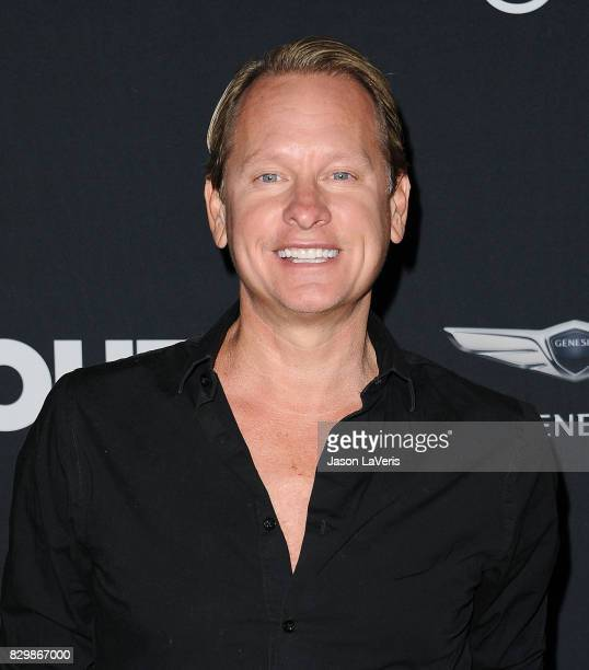 Carson Kressley attends OUT Magazine's inaugural POWER 50 gala and awards presentation at Goya Studios on August 10 2017 in Los Angeles California