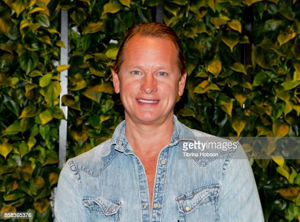 Carson Kressley attends the screening of Netflix's 'The Death And Life Of Marsha P Johnson' at NETFLIX on October 4 2017 in Los Angeles California