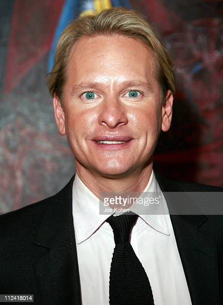 Carson Kressley during Carson Kressley Hosts all Clothing Love Affair Party at Gramercy Park Hotel in New York City New York United States