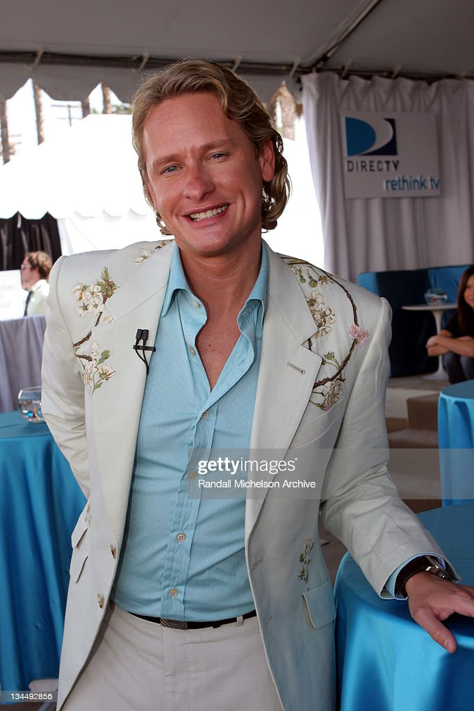 Carson Kressley during The 20th Annual IFP Independent Spirit Awards - Backstage in Santa Monica, California, United States.