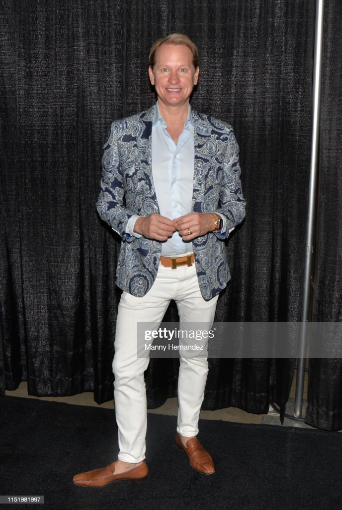 FL: Carson Kressley Visits The 2019 Home Show And Remodeling Show