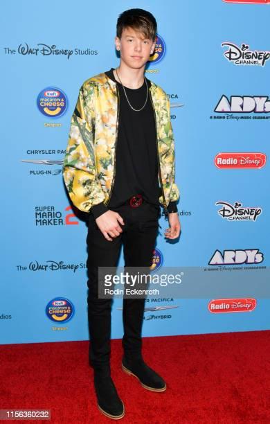 Carson Lueders attends the 2019 Radio Disney Music Awards at CBS Studios Radford on June 16 2019 in Studio City California