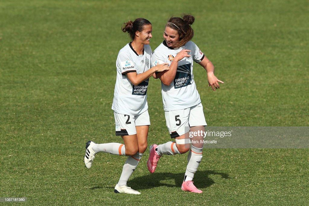 W-League Rd 2 - Western Sydney v Brisbane : News Photo