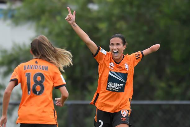 AUS: W-League Rd 13 - Brisbane v Canberra