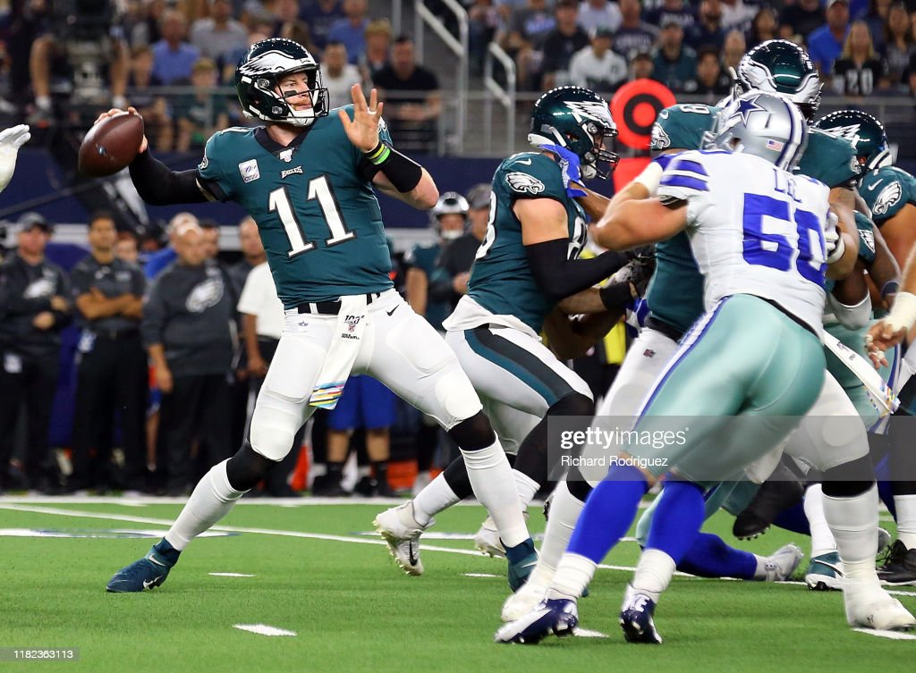 Philadelphia Eagles vDallas Cowboys : News Photo