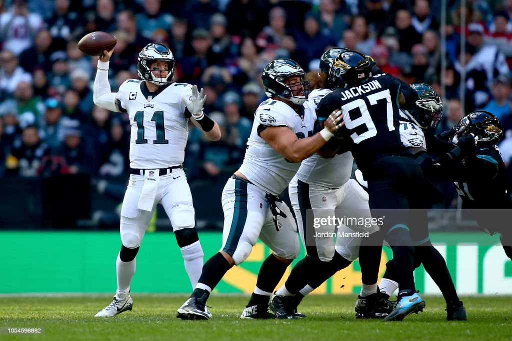 Philadelphia Eagles v Jacksonville Jaguars : News Photo