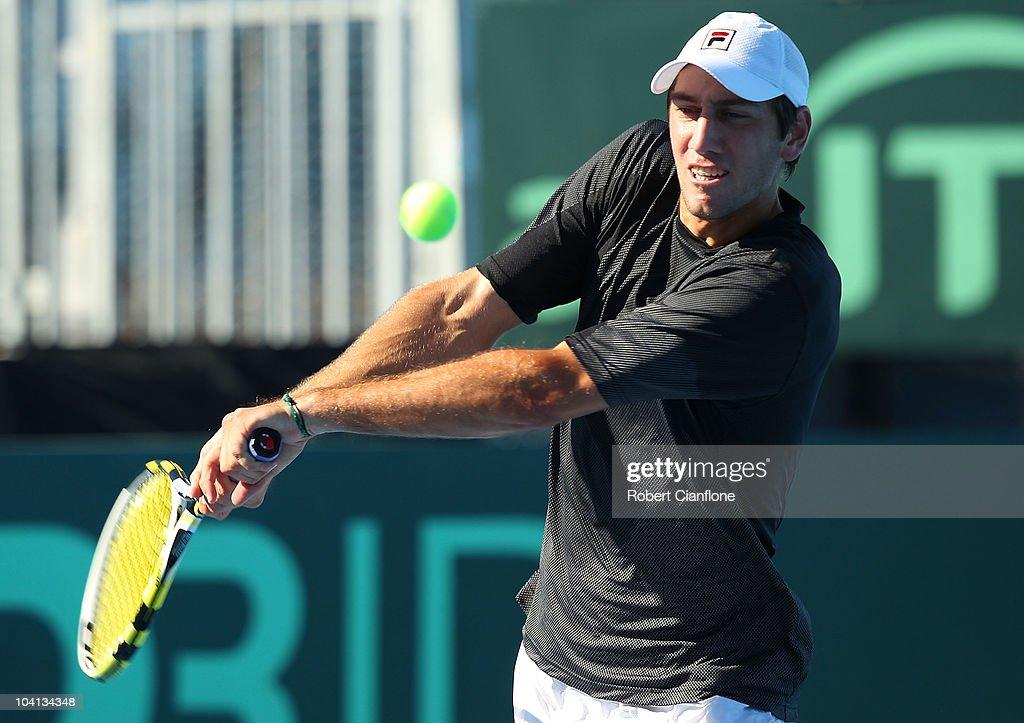 Davis Cup - Australia v Belgium: Previews