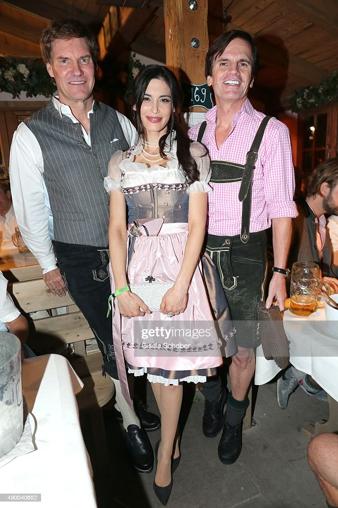 Celebrities At Oktoberfest 2015 - Day 7