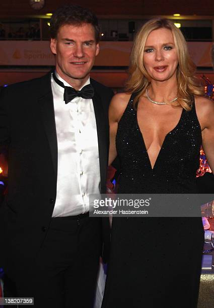 Carsten Maschmeyer attends with Veronica Ferres the 2012 Sports Gala 'Ball des Sports' at the RheinMain Hall on February 4 2012 in Wiesbaden Germany
