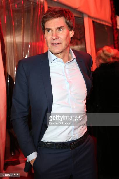 Carsten Maschmeyer during Michael Kaefer's 60th birthday celebration at Postpalast on February 2 2018 in Munich Germany