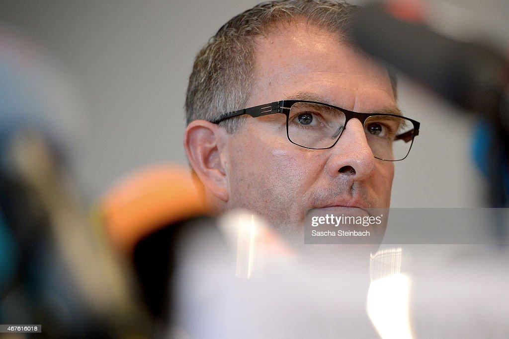 Germanwings And Lufthansa Respond To Latest Crash Investigation Developments : News Photo