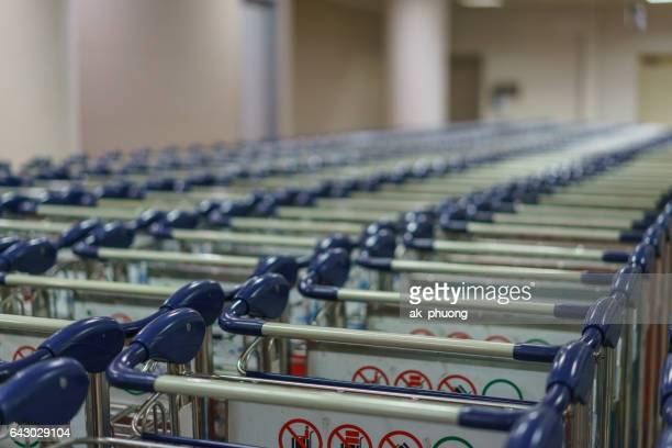 cart in the airport - free download photo stock photos and pictures