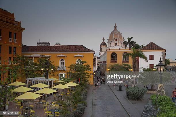 cartagena , bolivar department , colombia - alex saberi photos et images de collection