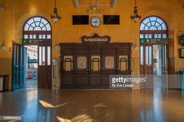 Cartagena Railway Station