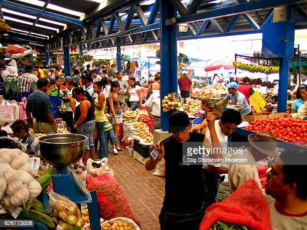 Cartago Market Costa Rica