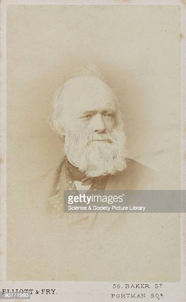 Carte de visite photograph by Elliott Fry of Baker Street London Sir Charles Lyell became interested in geology at a young age and had access to the...