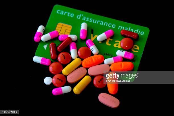 Carte vitale consommation de médicaments