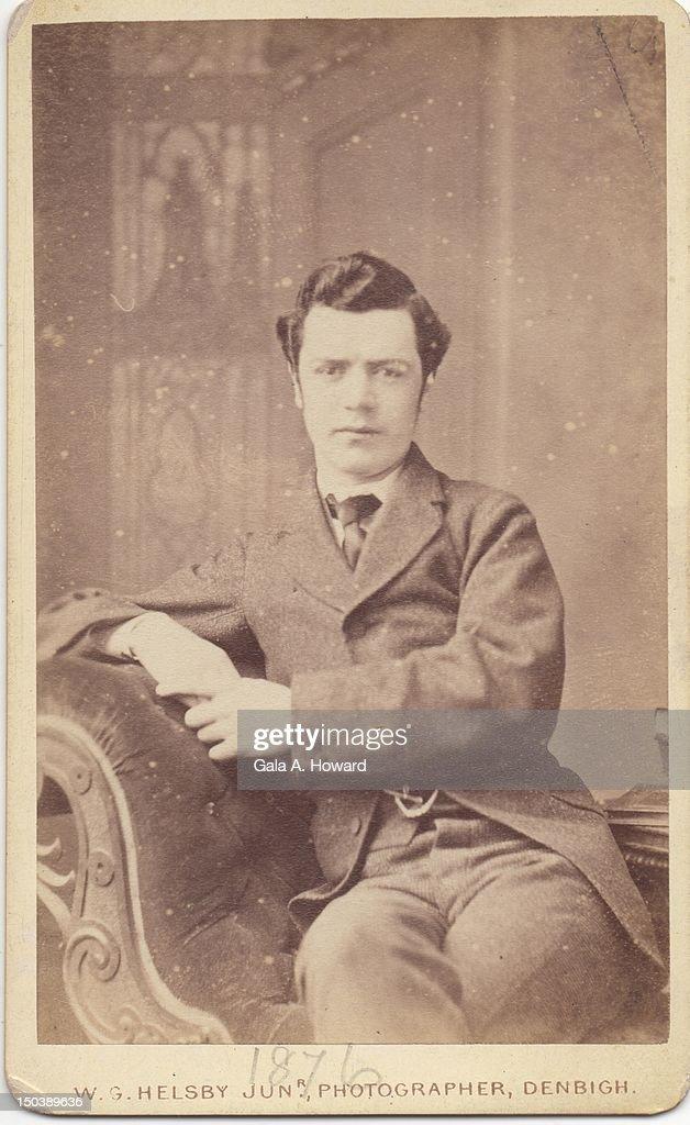 Young Gentleman, North Wales : News Photo
