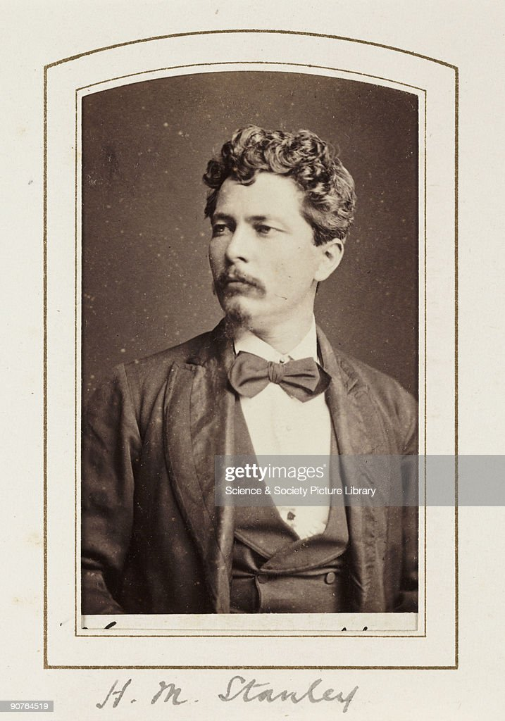 H M Stanley C 1871 News Photo