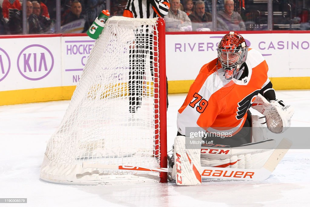 Vancouver Canucks v Philadelphia Flyers : News Photo