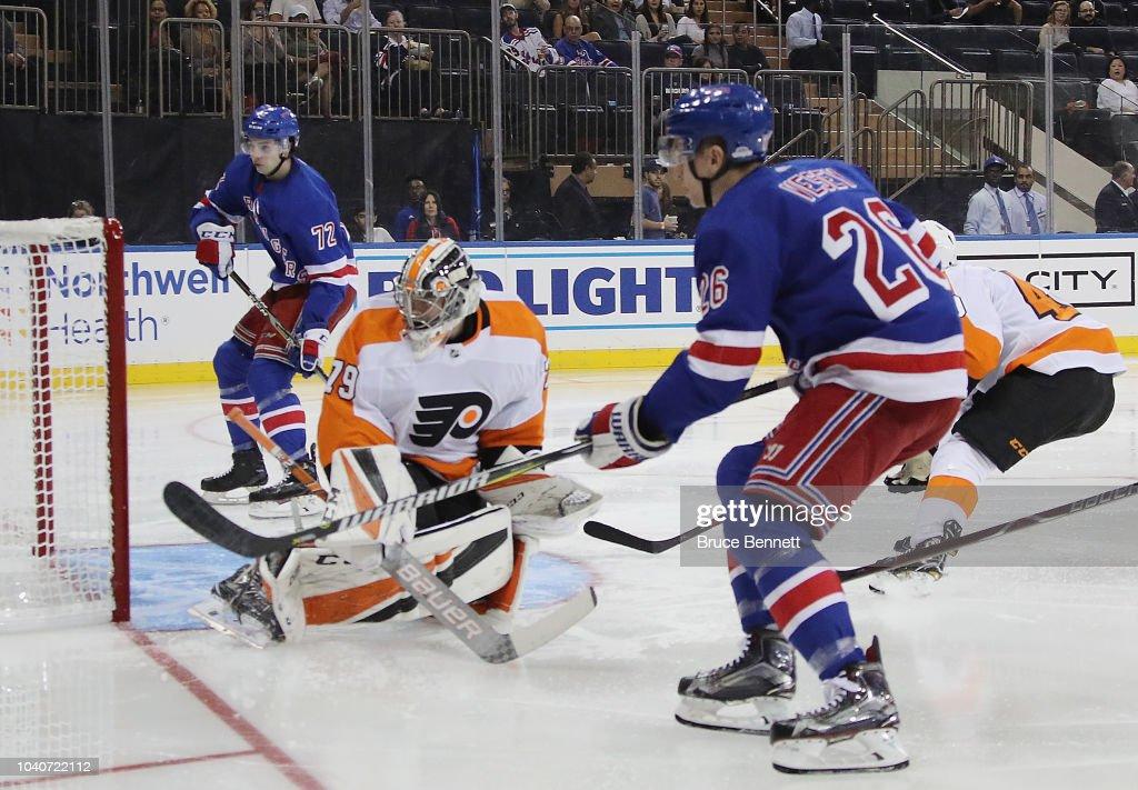 Philadelphia Flyers v New York Rangers : News Photo