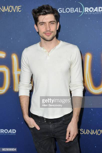 Carter Jenkins attends the Global Road Entertainment's World Premiere of Midnight Sun at ArcLight Hollywood on March 15 2018 in Hollywood California