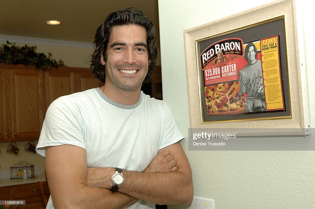 TLC's Carter Oosterhouse Remodels RED BARON PIZZA Trade Up for the Games