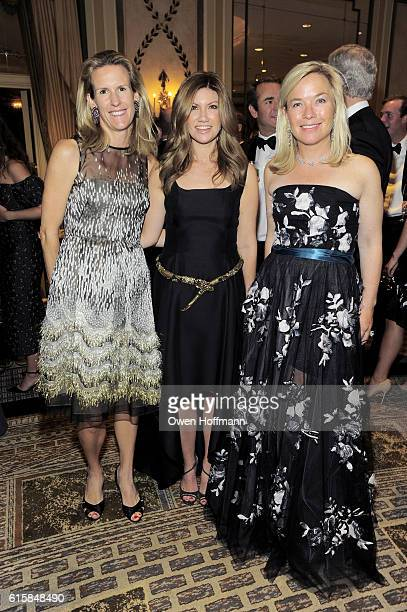 Carter Simonds Travis Acquavella and Kathy Thomas attend The Boys' Club of New York 68th Annual Fall Dance at The Pierre Hotel on October 19 2016 in...