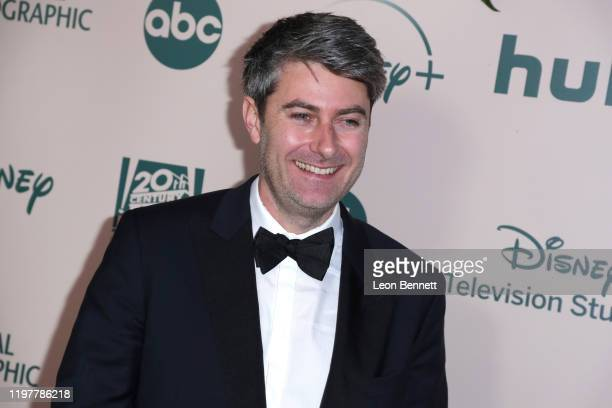 Carthew Neal attends The Walt Disney Company 2020 Golden Globe Awards PostShow Celebration at The Beverly Hilton Hotel on January 05 2020 in Beverly...